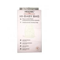 HI BABY BAG Sacca contenitore antibatterica ROSA | HIGENIC