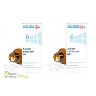 6 KALIUM SULFURICUM Solfato di Potassio 50 g 200 cpr | SCHWABE - Sali Dr.Schussler