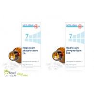 7 MAGNESIUM PHOSPHORICUM Fosfato di Magensio 50 g 200 cpr | SCHWABE - Sali Dr.Schussler