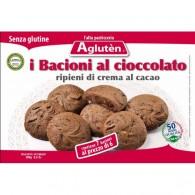 BACIONI AL CIOCCOLATO Biscotti 280 g   AGLUTEN
