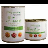 MIT LAMM Cibo umido agnello per CANI | ORGANIC VET - Sensitive