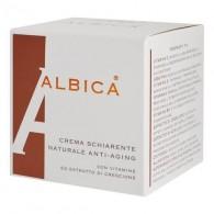 ALBICA Crema schiarente naturale anti-aging 30 ml | LA FARMACETICA DR. LEVI