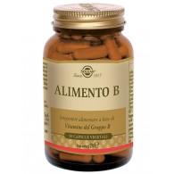 ALIMENTO B Vitamine del gruppo B 50 cps veg | SOLGAR