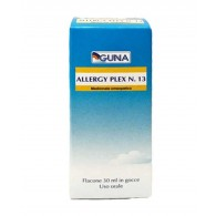ALLERGY PLEX 13 Gocce 30 ML | GUNA
