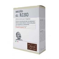 AMIDO DI RISO Polvere lenitiva bagnetto 100 g | FIOCCHI DI RISO