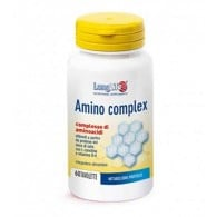 AMINO COMPLEX Integratore amino-proteico con L-carnitina 60 tav | LONGLIFE