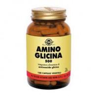 AMINO GLICINA 500 100 cps | SOLGAR