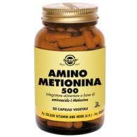 AMINO METIONINA 500  | SOLGAR