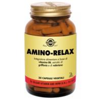 AMINO RELAX 30 Cps vegetali | SOLGAR