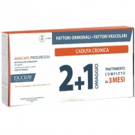 ANACAPS PROGRESSIV Caduta cronica 2+1 omaggio 90 cps | DUCRAY