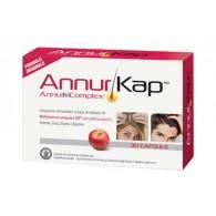 ANNURKAP per capelli sani e vitali | 30 capsule