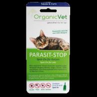 PARASIT-STOP Spot on per gatti   ORGANIC VET