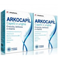 ARKOCAPIL  2 X 60 cps | ARKOPHARMA