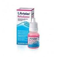 ARTELAC REBELANCE Occhi rossi e secchi in gocce 10 ml | BAUSCH & LOMB