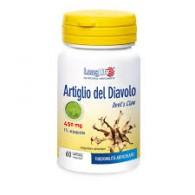 ARTIGLIO DEL DIAVOLO Integratore con artiglio del diavolo, tit. all'1% in arpagoside 60 cps | LONG LIFE