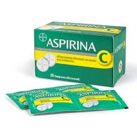 ASPIRINA C 400 mg + 240 mg | 20 Compresse Effervescenti