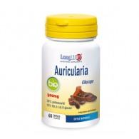 AURICULARIA Kikurage Difese naturali 60 CPS | LONGLIFE - Funghi bio