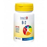 B 2 Integratore a base di riboflavina 100 TAV | LONGLIFE
