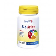 B 6 ACTIVE Integratore di vitamina P5P 20 mg 100 CPR | LONGLIFE