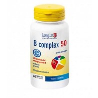 B COMPLEX 50 TR 60 tav | LONGLIFE
