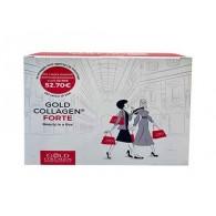 BOX FORTE 10 Flaconcini + Lip volumiser + Hydrogel Mask   GOLD COLLAGEN