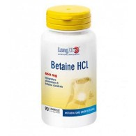 BETAINE HCL a base di betaina cloridrato 90 cpr | LONGLIFE