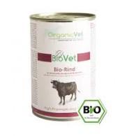 BIO RIND Manzo bio con patate, spinaci e carote per CANI 400 g | ORGANIC VET - BioVet