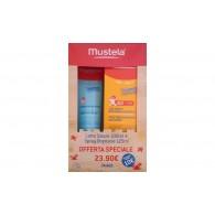 BIPACK Latte Solare 50+ 100 ml con omaggio doposole | MUSTELA - Solari