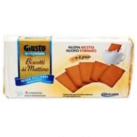 BISCOTTI DEL MATTINO | GIUSTO -  Senza Zucchero