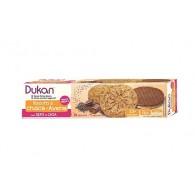 BISCOTTI DI CRUSCA D'AVENA semi di chia con cioccolato fondente   DUKAN