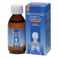 SEDATIVO FLUIDIFICANTE Sciroppo 150 ml | BRONCHENOLO