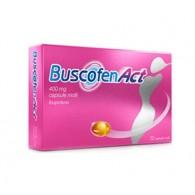 BUSCOFENACT | 12 Capsule molli 400 mg