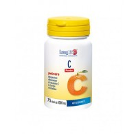 C POWDER con Vitamina C in polvere 75 g | LONGLIFE
