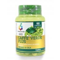 CAFFÉ VERDE PLUS 60 cpr | OPTIMA NATURALS - Colours of Life