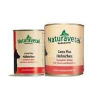HAHNCHEN Pollo, miglio e carota | NATURAVETAL - Canis Plus