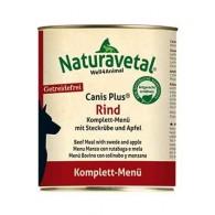 RIND Manzo, rutabaga e mela | NATURAVETAL - Canis Plus