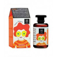HAIR & BODY WASH TANG & HONEY 250 ML | Detergente capelli e corpo tang e miele | APIVITA - Natural Kids