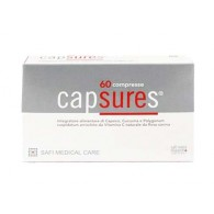 CAPSURES Antiossidante Antinfiammatorio 60 CPR | SAFI MEDICAL CARE