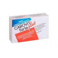 CAROVIT FORTE PLUS Integratore solare 30 CPS