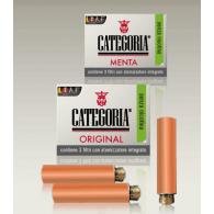 FILTRI ORIGINAL Senza Nicotina Aroma tabacco forte | CATEGORIA
