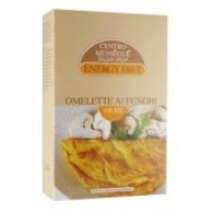 OMELETTE AI FUNGHI | DIETA MESSEGUE' - Energy Diet |