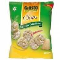 CHIPS FORMAGGIO   GIUSTO