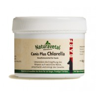 CHLORELLA Integratore 80 g | NATURAVETAL - Canis Plus