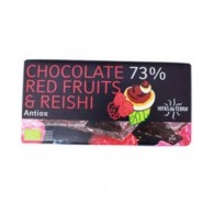 CIOCCOLATO 73% RED FRUITS & REISHI | FREELAND - Food