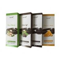 CIOCCOLATO DI MODICA con dolcificante Sweeto 60 g | BONTÀ