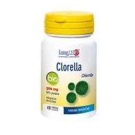 CLORELLA 500 mg 60 cps | LONGLIFE