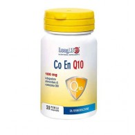 CO EN Q10 100 mg Integratore proenergetico 30 Perle   LONGLIFE