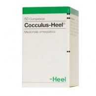 COCCULUS 50 compresse | GUNA - Heel