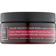 COLOR PROTECT HAIR MASK 200 ML | Maschera protezione colore | APIVITA