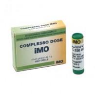 COMPLESSO DOSE 4 Tubi Dose Globuli | I.M.O.